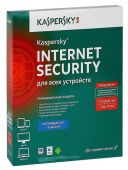 Антивирус Лаборатория Касперского Kaspersky Internet Security Multi-Device Russian Edition. KL1941RBBFR