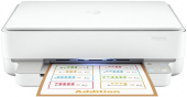 Струйный принтер Hewlett Packard DJ Plus IA 6075 AiO Printer 5SE22C