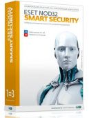 Брандмауэр Eset NOD32 Smart Security NOD32-ESS-1220(BOX)-1-1