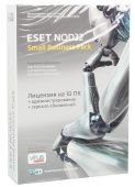 Антивирус Eset ESET NOD32 SMALL Business Pack NOD32-SBP-NS(BOX)-1-10