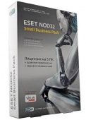 Антивирус Eset NOD32 SMALL Business Pack newsale for 5 user NOD32-SBP-NS(BOX)-1-5