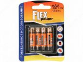 Батарейка Flextron Flexpower BAT-LR3-01-B4