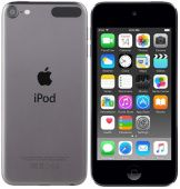 Плеер MP3 Apple 128GB iPod touch Space Gray MKWU2RU/A