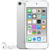 Плеер MP3 Apple 128GB iPod touch White & Silver MKWR2RU/A