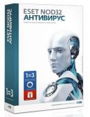 Антивирус Eset NOD32 антивирус NOD32-ENA-1220(BOX)-1-1