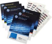 Носитель ленточный Hewlett Packard Ultrium6 6,25Tb bar code label pack Q2013A