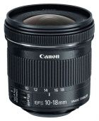 Объектив Canon EF-S IS STM (9519B005) 10-18мм F/4.5-5.6