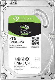 Жесткий диск SATA HDD Seagate 4Tb Barracuda ST4000DM004