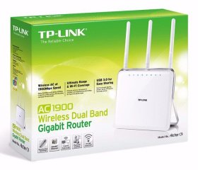 Маршрутизатор WiFI TP-Link Archer C9 AC1900