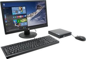 ПК + Монитор Hewlett Packard 260 G2 Mini 3EB88ES