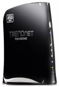 Мост WiFi TRENDnet TEW-680MB