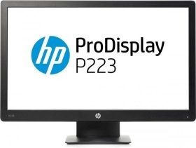 Монитор Hewlett Packard ProDisplay P223 черный X7R61AA
