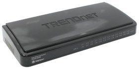 Маршрутизатор TRENDnet NET SWITCH 24PORT 10/100M/UNMANAGED TE100-S24D TRENDNET