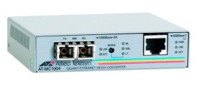 Медиаконвертер Allied Telesis Media Converter 1000BaseSX (SC) to 1000BaseT AT-MC1004-yy